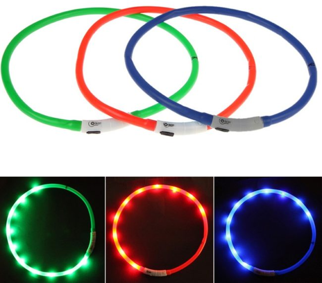 LED-ошейники