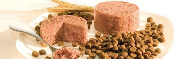 Готовое питание для щенков возраста 1 месяц